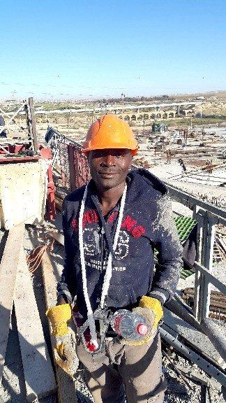 הדרכת בטיחות עבודה בגובה